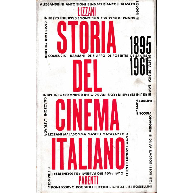 Storia del cinema italiano 1895-1961